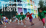 MiniOlimpiades 31 Setmana Esportiva