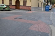 Milllora d'accessibilitat entorn carrers Verge del Pilar i Verge Montserrat