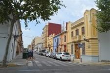 Millores al carrer Colón i carrer Torrent