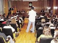 Ajuntament de Picanya - Saló d'actes de la Escola Tècnica Superior del Medi Rural i Enologia
