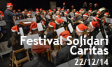 Festival solidari Caritas. Concert Unió Musical