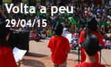 Volta a peu escoles en valencià