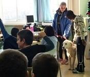 Xerrades a les escoles sobre la responsabilitat de tindre gos