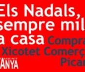 Campanya de promoció del Xicotet Comerç local