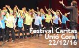 Festival Solidari amb Càritas. Unió Coral de Picanya