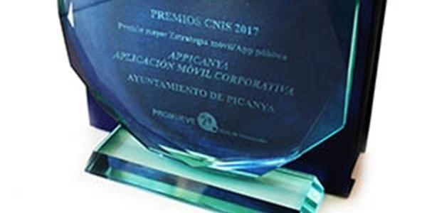 Premi millor estratègia mòbil/APP pública