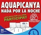 Cartel Aquapicanya_Nada por la vida
