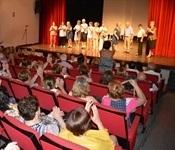 Les Persones Majors plenen de teatre el Centre Cultural