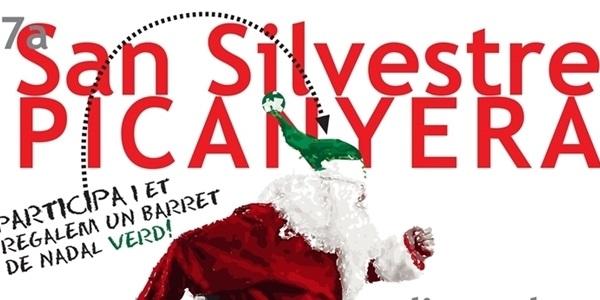 Setena edició de la San Silvestre picanyera el 29 de desembre