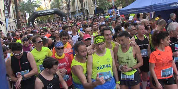 23a Quarta i Mitja Marató Picanya Paiporta