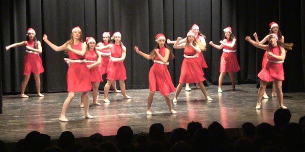 Festival Solidari Cáritas - Associació de Ballet de Picanya