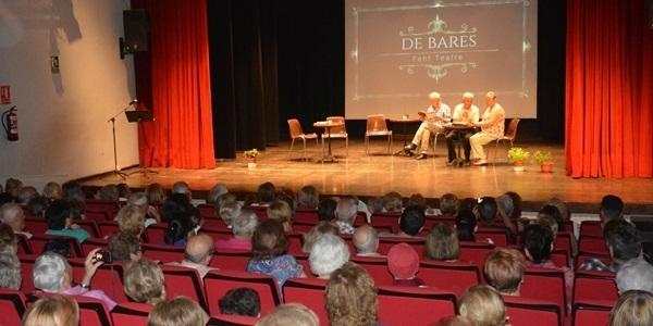 Teatre de Persones Majors.
