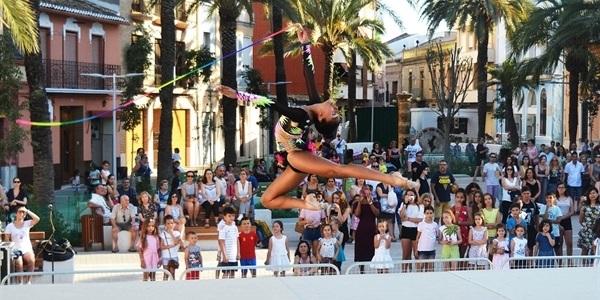 2a Mostra de Gimnàstica Rítmica Festes Majors 2018