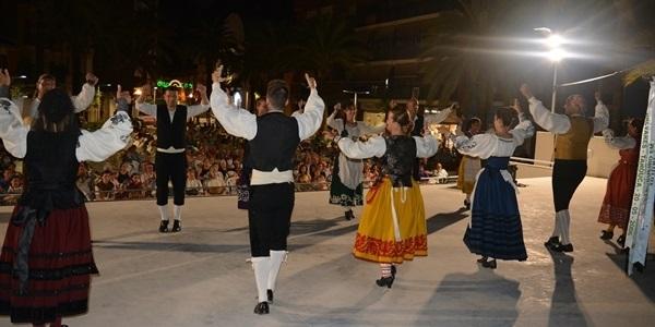 Festival de Folklore. Festes Majors 2018