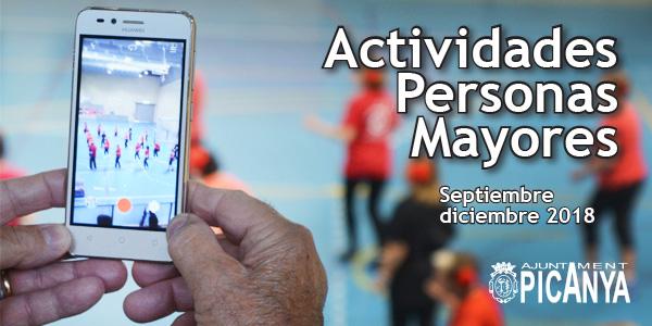 Programa d'Activitats per a Persones Majors