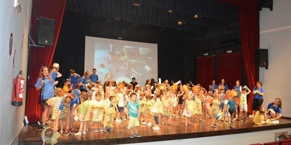 Festa de cloenda de l'Escola d'Estiu 2018