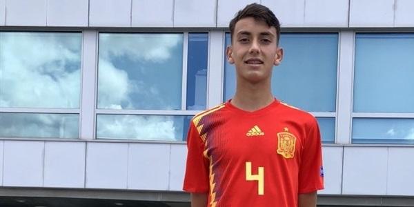 El picanyer Rubén Iranzo convocat per la selecció espanyola U16