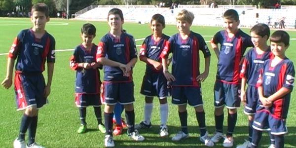 Nova gespa artificial del camp de futbol i presentació del C.D. Juventud Picanya