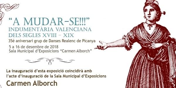 Indumentària valenciana dels segles XVIII i XIX