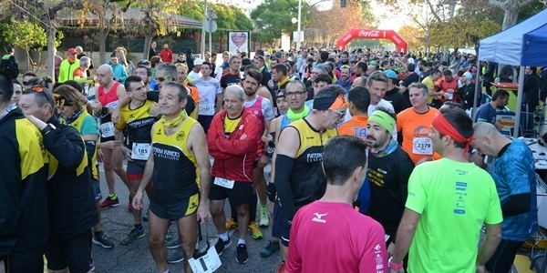 26a Quarta i Mitja Marató