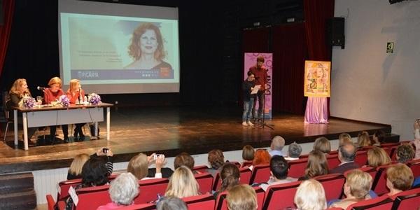Acte d'homenatge a Carmen Alborch