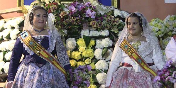 FALLES 2019 - Ofrena de flors
