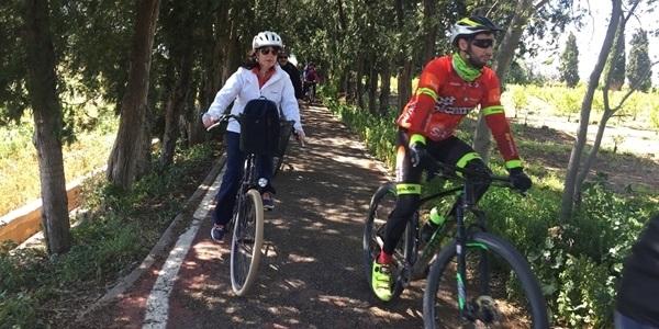 Cicle-Passeig per l'Horta