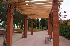 Renovació dels jardins del Cementeri