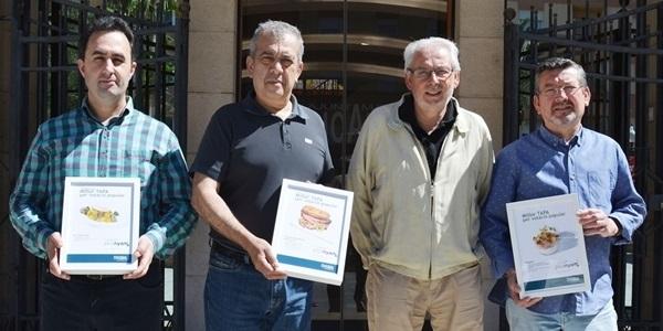 El Restaurant Albabel guanya el premi a la millor tapa de la 12a PicaNYAM!