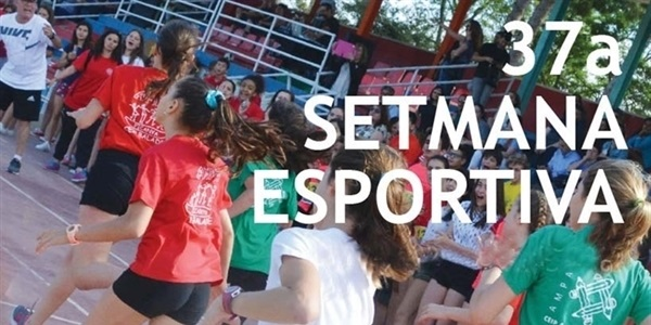 La Mini-Olimpiada de la Setmana Esportiva es trasllada al 7 de juny