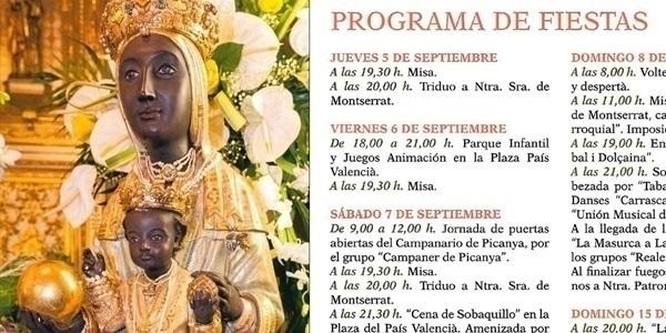 Festes de la Mare de Déu de Montserrat 2019