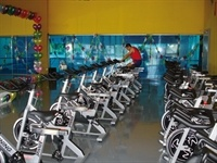 Sala de spinning