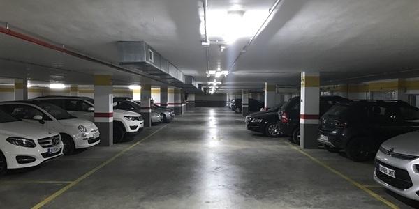 L'aparcament municipal ja està prop del 80% d'ocupació