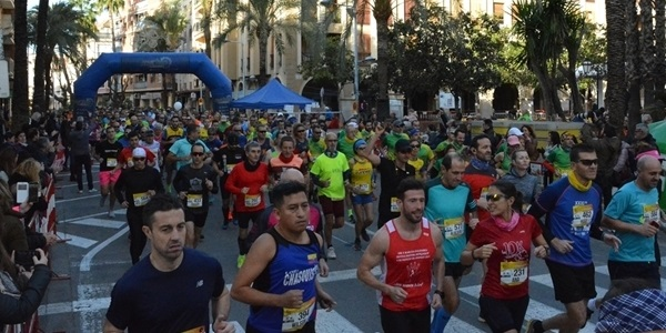 Celebrada la 27a Quarta i Mitja Marató