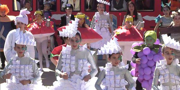 FALLES 2020 - Cavalcada Ninot Infantil · Falla Plaça País Valencià