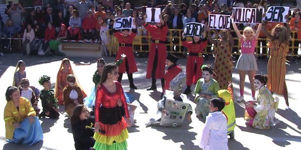 FALLES 2020 - Cavalcada Ninot Infantil · Falla Barri del Carme