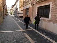 Peatonalització nucli urbà