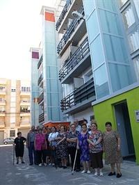 Instal·lació d'ascensors a l'edifici Vistabella i rehabilitació de façana i coberta 2