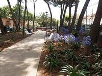 Enjardinament parc Jaume I