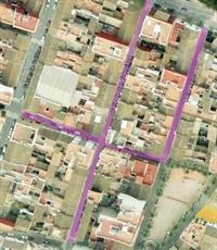 obres peatonalizació zona actuació fase 2